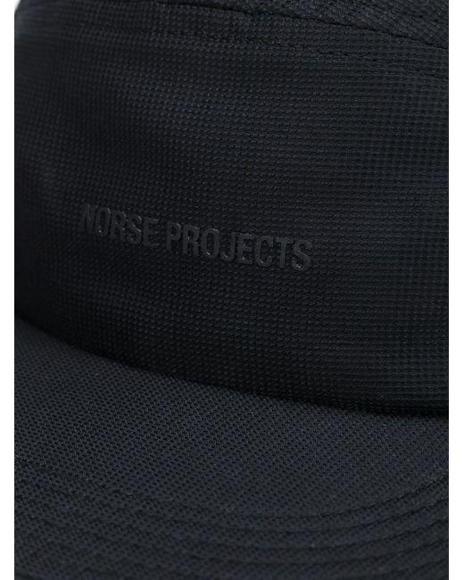 Кепка С Тиснением Логотипа Norse Projects                                                                                                              чёрный цвет