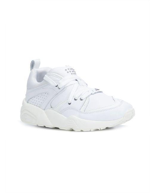 Кроссовки С Заклепками Puma                                                                                                              белый цвет