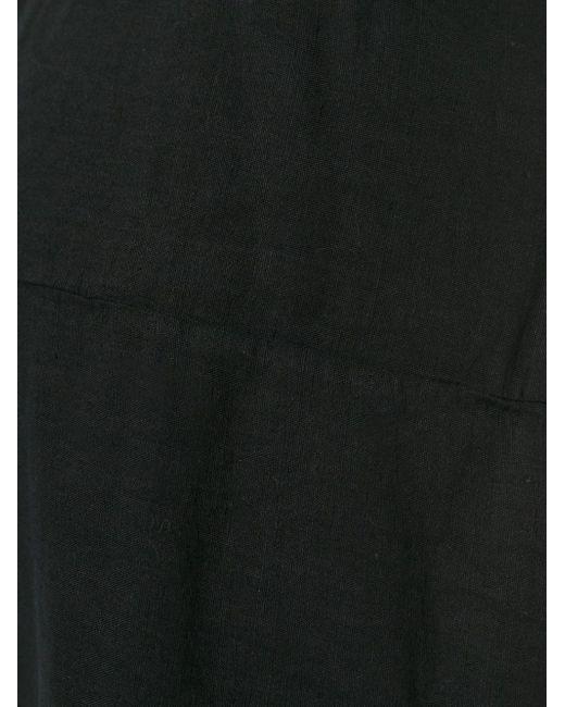 Брюки С Заниженной Шаговой Линией Lost & Found Rooms                                                                                                              чёрный цвет
