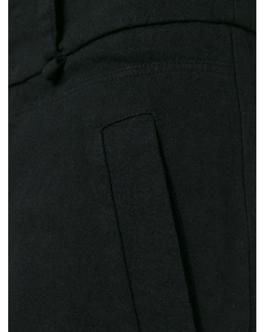Брюки В Рабочем Стиле Lost & Found Ria Dunn                                                                                                              чёрный цвет