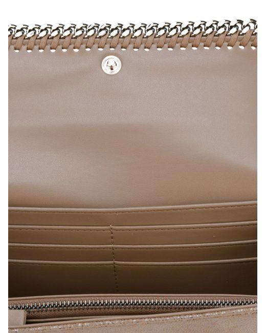 Кошелек Falabella Stella Mccartney                                                                                                              Nude & Neutrals цвет