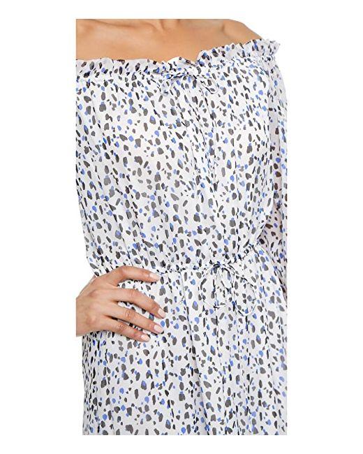 Шелковое Платье Camila Diane Von Furstenberg                                                                                                              None цвет