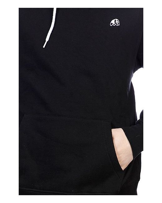 Кенгуру Panda Patch Pullover Black Enjoi                                                                                                              чёрный цвет