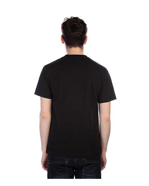 Футболка Poca Black Hook-Ups                                                                                                              чёрный цвет