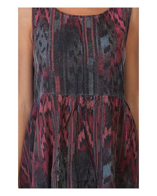 Платье Женское Zoowho Dress Midnight Zulu Insight                                                                                                              многоцветный цвет
