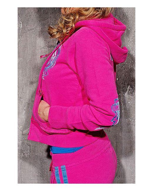 Толстовка Женская Old School Purple A-One                                                                                                              фиолетовый цвет