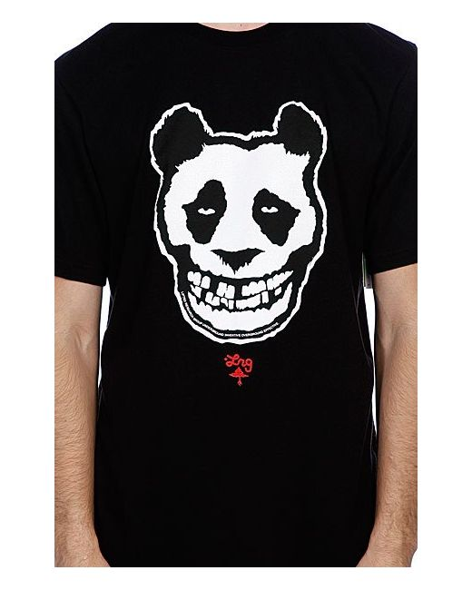 Футболка Crimson Panda Tee Black LRG                                                                                                              None цвет