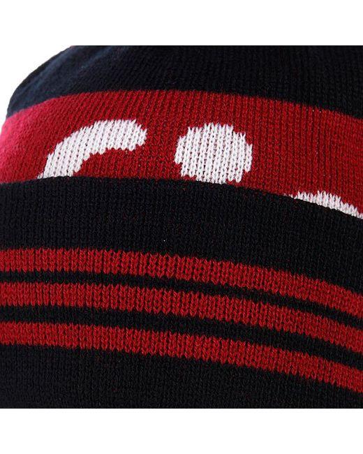 Шапка С Помпоном Sanford Beanie Classic Red/Black Penfield                                                                                                              None цвет