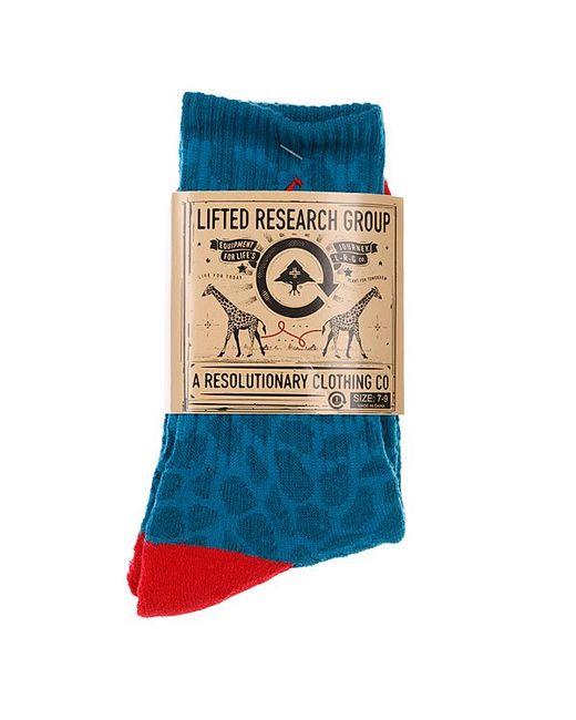 Носки Pyrex Crew Sock Dark Teal LRG                                                                                                              None цвет