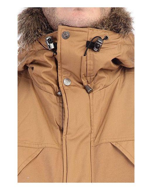 Куртка Парка Fargo Camel Element                                                                                                              коричневый цвет