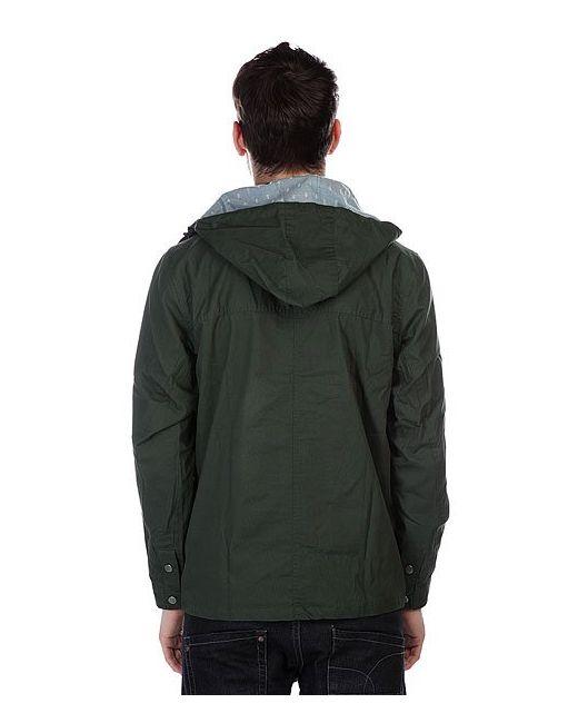 Куртка Dc Jagger Jacket Forest Green Dcshoes                                                                                                              зелёный цвет
