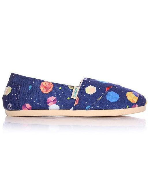 Эспадрильи Женские Pascal Fitted Galaxia Paez                                                                                                              None цвет