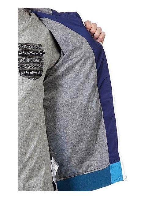 Куртка Buck Indigo Billabong                                                                                                              синий цвет