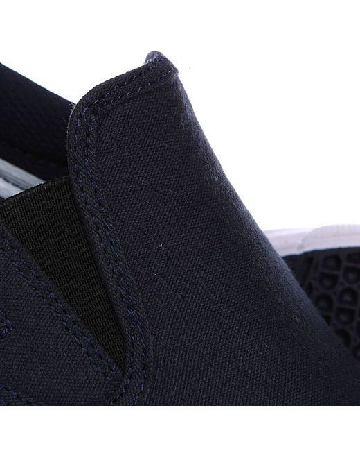 Слипоны Dc Trase Slip-On Tx Navy Dcshoes                                                                                                              синий цвет