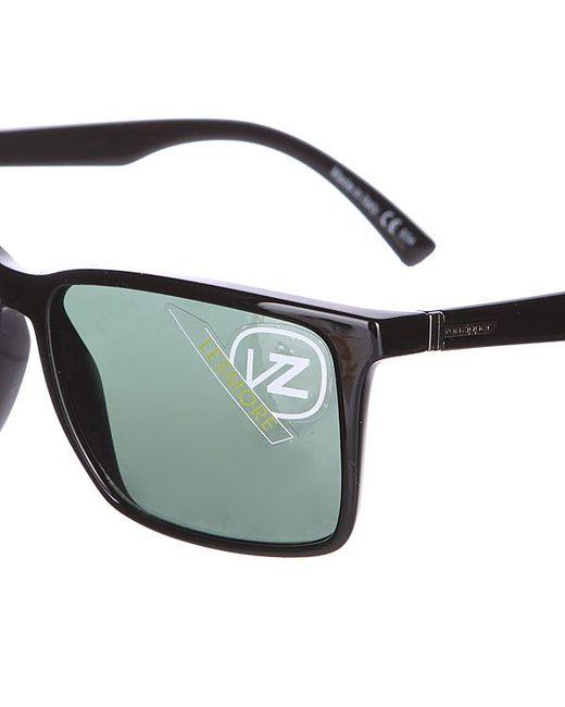 Очки Lesmore Black Gloss/Vintage Grey Von Zipper                                                                                                              чёрный цвет