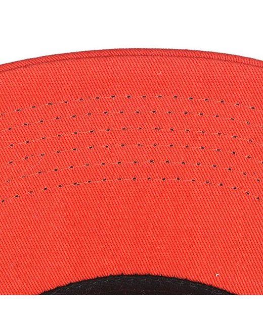Бейсболка Dreams Snap Back Burnt Orange Poler                                                                                                              коричневый цвет