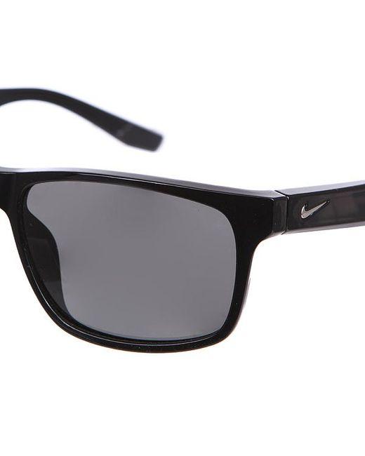 Очки Cruiser Grey Lens Black Nike                                                                                                              чёрный цвет