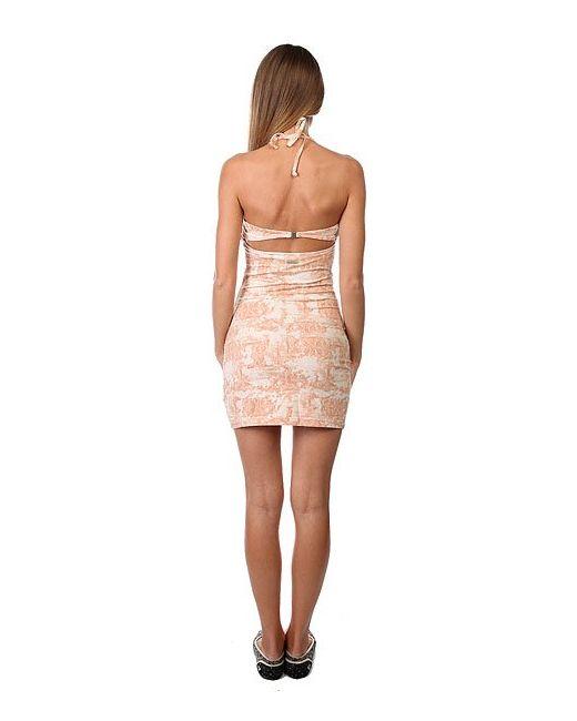 Платье Женское Nuds Beige Insight                                                                                                              бежевый цвет