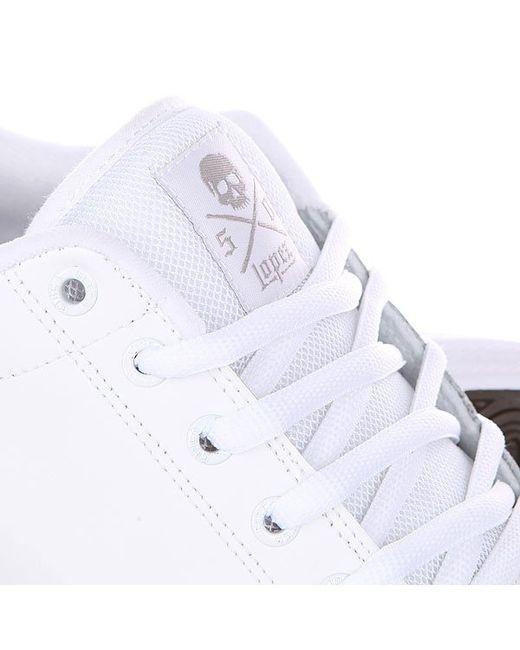 Кеды Кроссовки Низкие Al50 Wgy White/Grey Circa                                                                                                              белый цвет