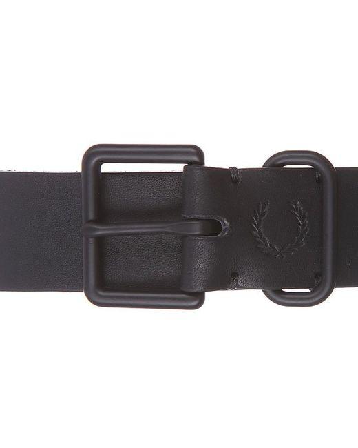 Ремень Belt 102 Black Fred Perry                                                                                                              чёрный цвет