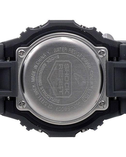 Часы Glx-5600f-8e Grey Casio G-Shock                                                                                                              серый цвет