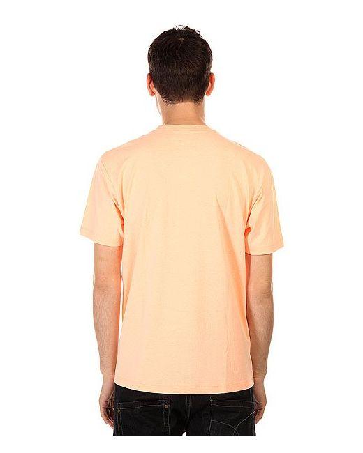 Футболка Party Mango Heather Liquid Force                                                                                                              оранжевый цвет