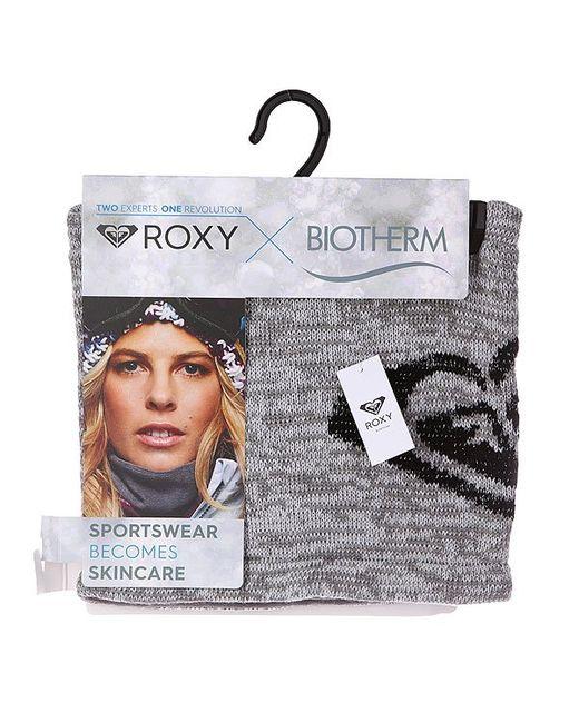 Шарф Женский Ton Collar Heritage Heather Roxy                                                                                                              чёрный цвет