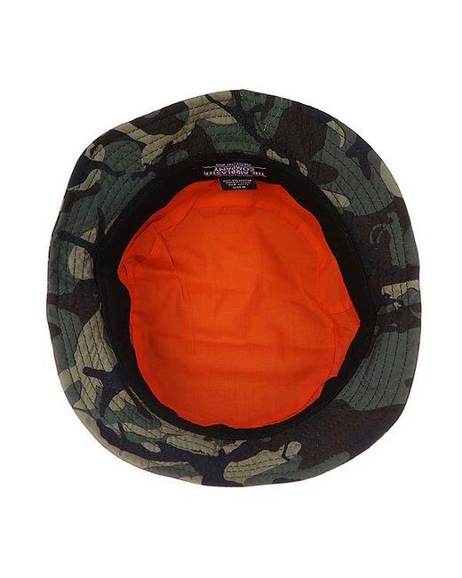 Панама Air Bucket Dinoflage Airblaster                                                                                                              чёрный цвет