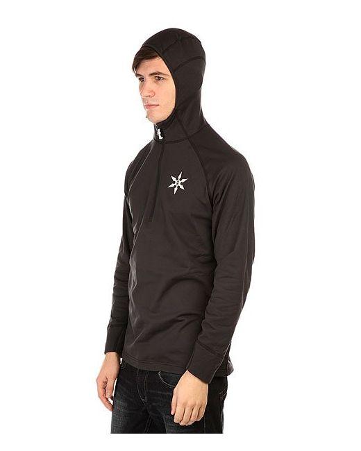 Термобелье Верх Ninja Shirt Black Airblaster                                                                                                              чёрный цвет