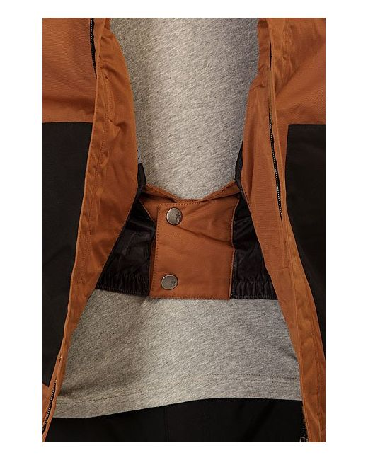 Куртка 180 Switch Classic Jacket Brown Black Romp                                                                                                              чёрный цвет