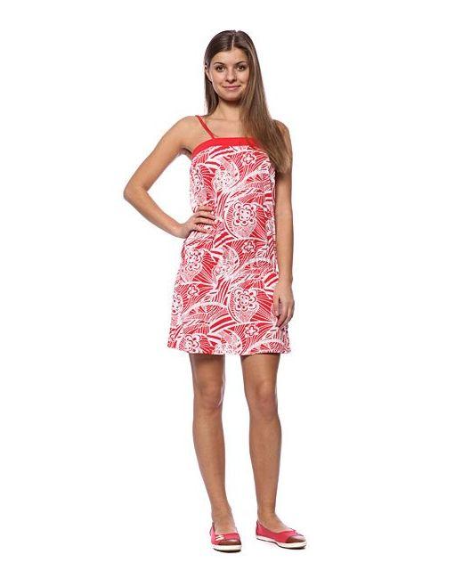 Платье Женское Honey Moon Red Hot Roxy                                                                                                              красный цвет