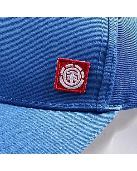 Бейсболка Basic Cap Vintage Royal Element                                                                                                              синий цвет