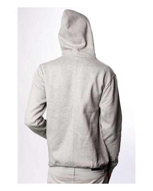 Толстовка Crayon Slug Hood Grey Insight                                                                                                              серый цвет