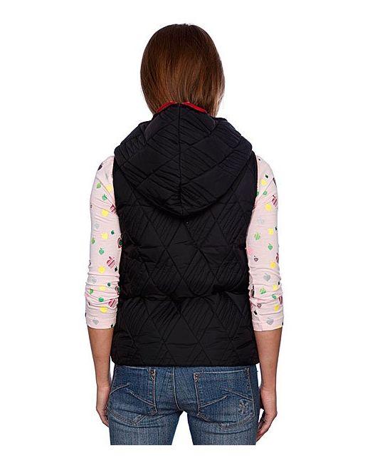 Жилет Женский Nylon Vest Black Zoo York                                                                                                              чёрный цвет