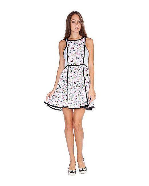 Платье Женское Foxy Dress White Rusty                                                                                                              None цвет