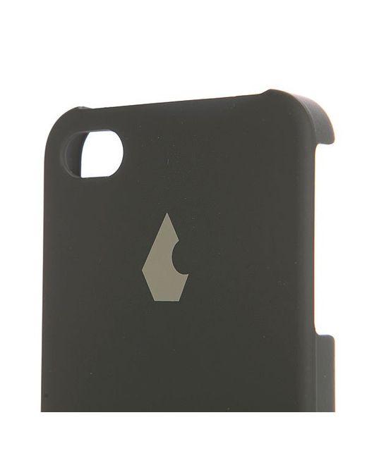 Чехол Для Iphone Iphone4s Hard Case Military Volcom                                                                                                              чёрный цвет