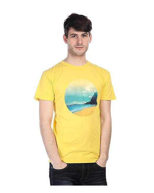 Футболка Lost Horizon Yellow Altamont                                                                                                              желтый цвет