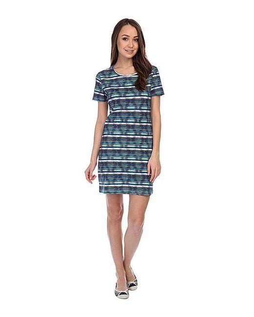Платье Женское Emerald Bay J Astral Aura Roxy                                                                                                              синий цвет