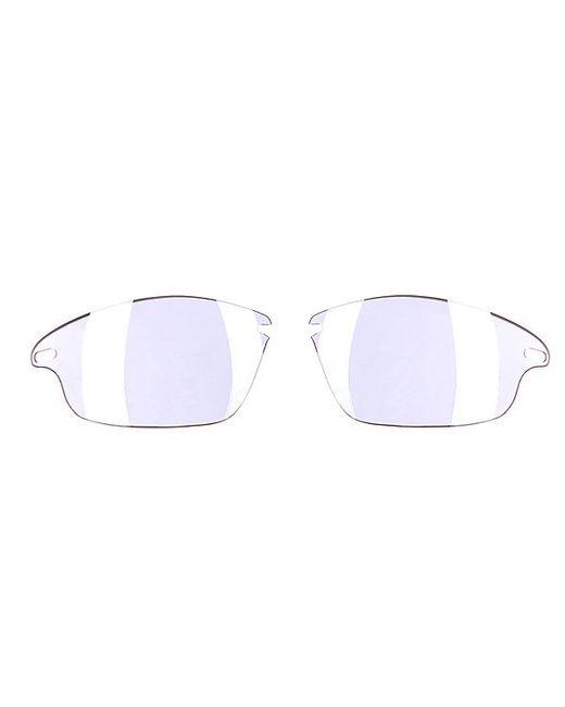 Очки Fast Jacket Pol White Oakley                                                                                                              белый цвет