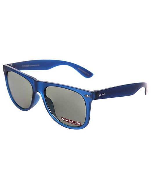 Очки Kerfuffle Navy Dot Dash                                                                                                              синий цвет