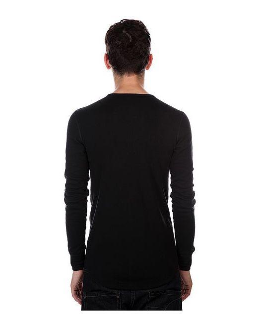 Лонгслив Chest Thermal Black Independent                                                                                                              чёрный цвет