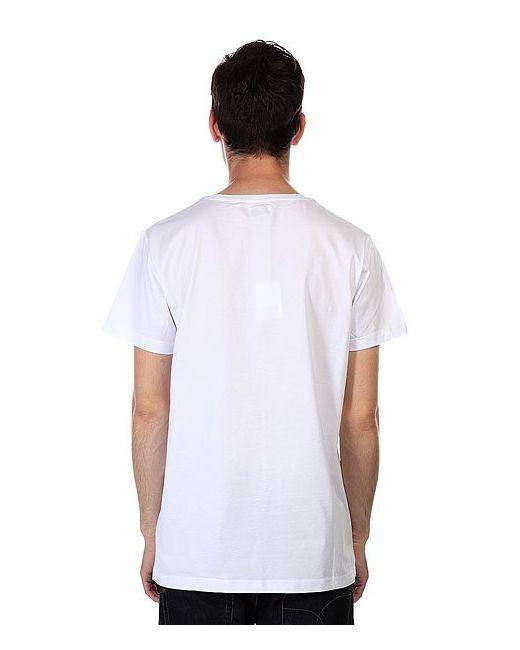 Футболка Tee White Clwr                                                                                                              белый цвет