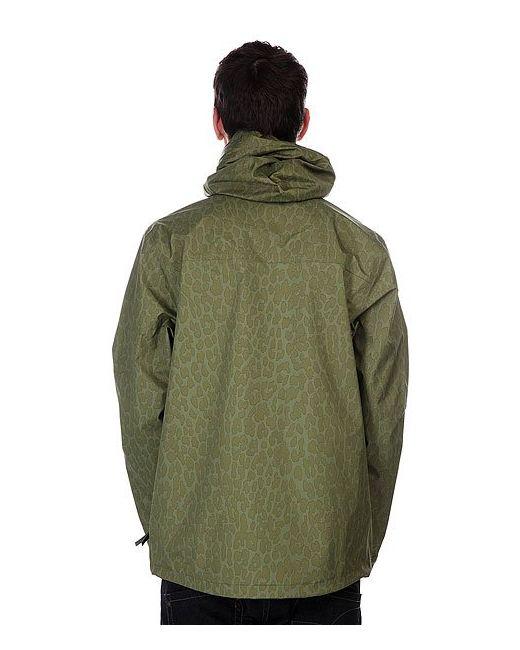 Ветровка Storm Loden Leo Clwr                                                                                                              зелёный цвет
