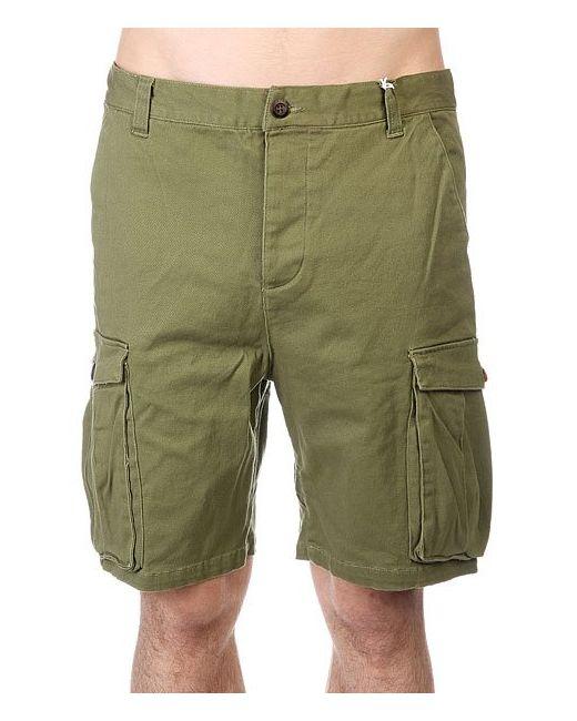 Шорты Cargo Loden Clwr                                                                                                              зелёный цвет