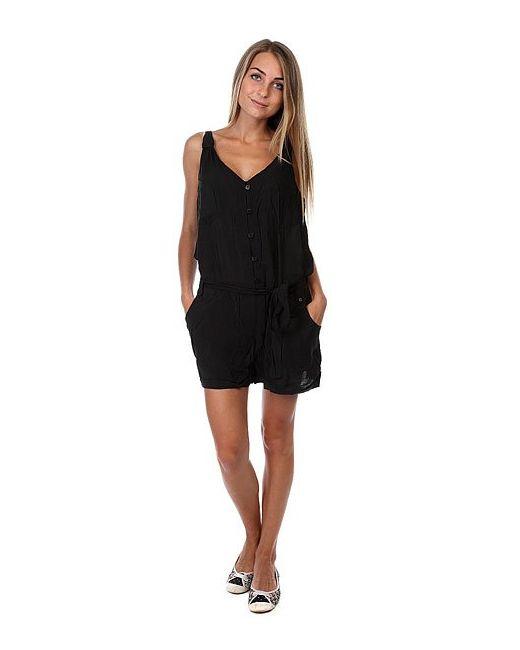 Комбинезон Женский Jimi Blue Jumpsuit Black Insight                                                                                                              чёрный цвет