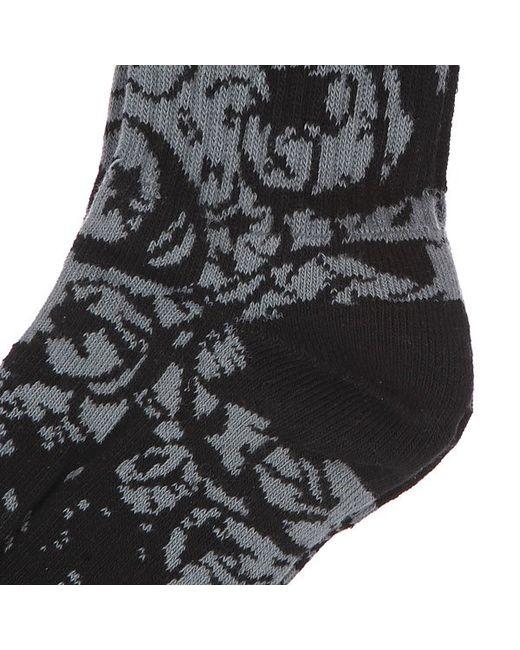 Носки Средние Infest Black/Grey Foundation                                                                                                              чёрный цвет