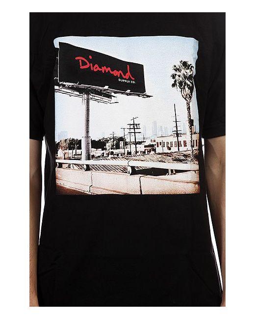 Футболка Billboard Black Diamond                                                                                                              чёрный цвет