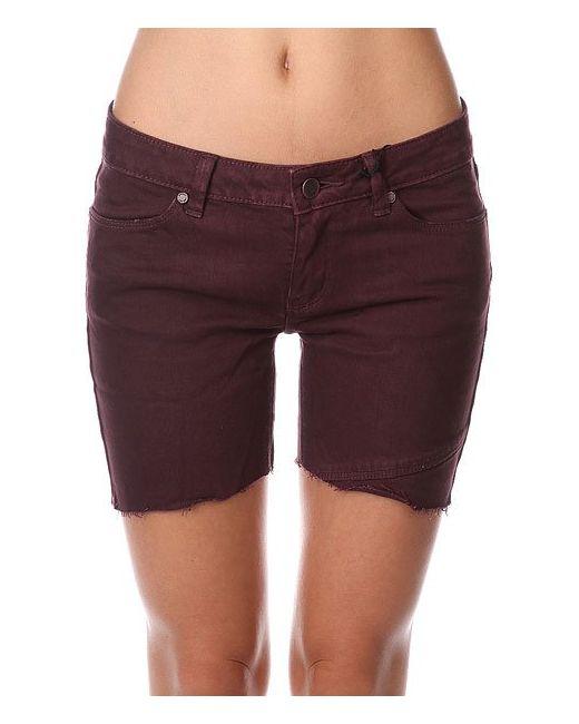 Шорты Джинсовые Женские Shorts Evil Cherry Insight                                                                                                              фиолетовый цвет