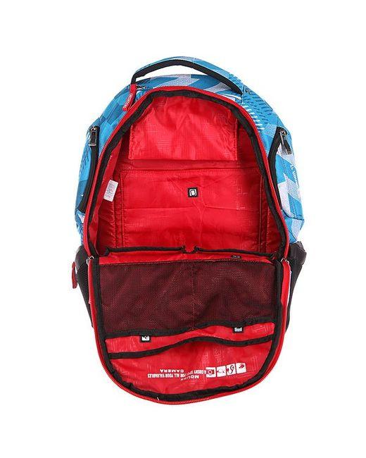 Рюкзак Школьный Bandit Pack Blue/Red Ogio                                                                                                              красный цвет