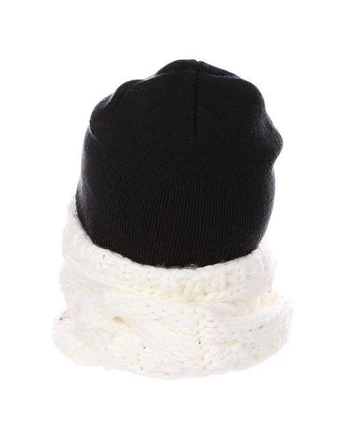 Шарф Женский Winter Collar Bright White Biotherm Roxy                                                                                                              белый цвет